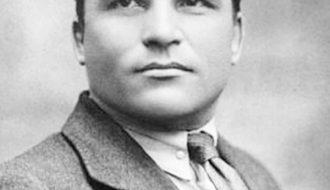 Сяргей Міронавіч Кіраў (27.03.1886 – 01.12.1934) – савецкі дзяржаўны і палітычны дзеяч. Яго імем у 1951 годзе быў названы Стрыгінскі калгас.