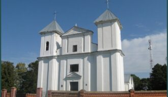 Касцёл Святой Дзевы Марыі, вёска Сігневічы